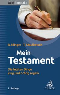 Inhalt Und Formalien Des Testaments Erbrecht München